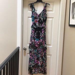 Karina Grimaldi Size S Maxi print dress